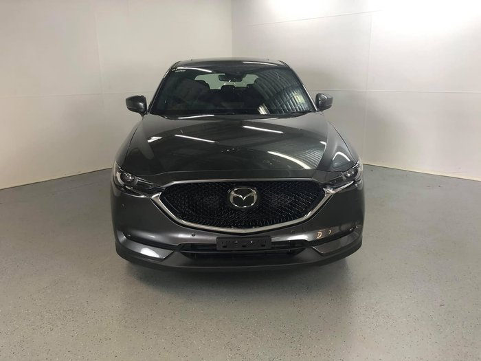 2019 Mazda CX-5 Akera KF Series 4X4 On Demand Grey