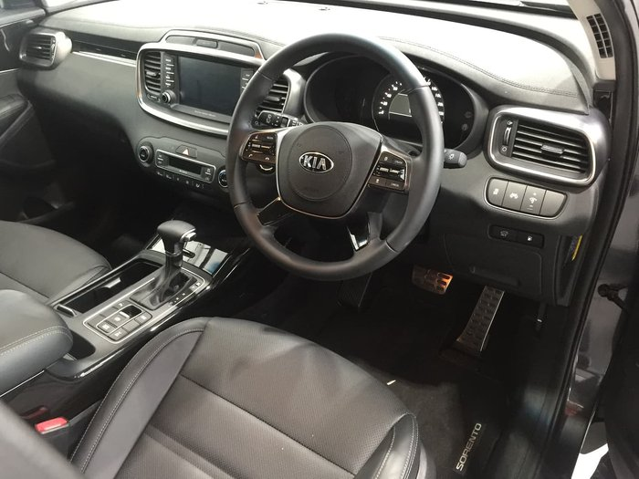 2019 Kia Sorento SLi UM MY20 4X4 On Demand Grey
