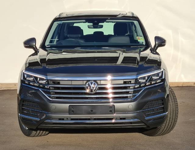 2020 Volkswagen Touareg 190TDI Premium CR MY20 Four Wheel Drive SILICON GREY