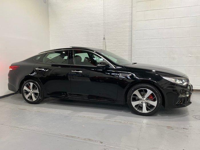 2019 Kia Optima GT JF MY20 Black