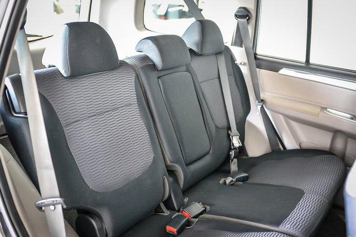 2012 Mitsubishi Challenger PB MY13 Grey