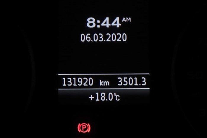 2015 Audi A3 Attraction 8V MY15 Black