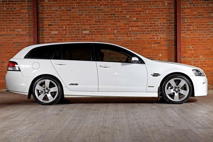 2010 Holden Commodore SS V VE Series II White