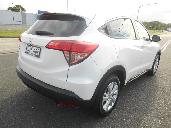 2018 Honda HR-V VTi MY17 White