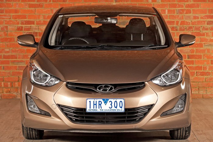 2014 Hyundai Elantra Active MD3 Brown