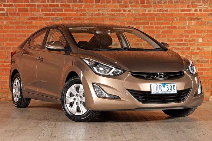 2014 Hyundai Elantra Active MD3 Brown