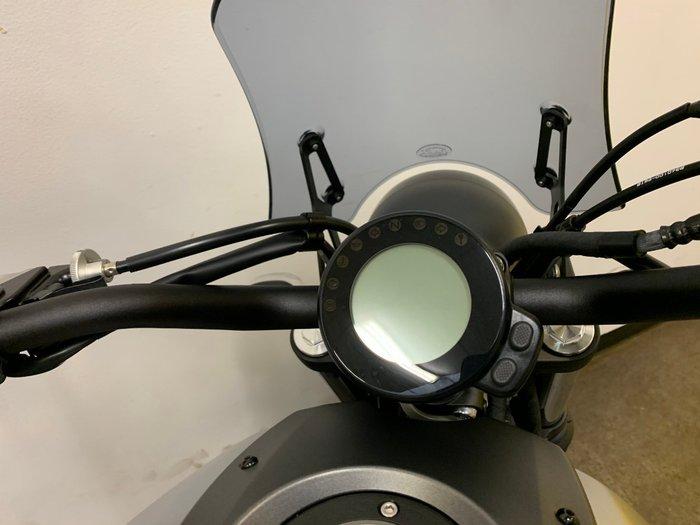 2017 Yamaha XSR700