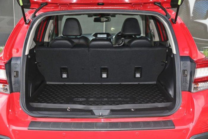 2017 Subaru XV 2.0i-S G5X MY18 Four Wheel Drive Red