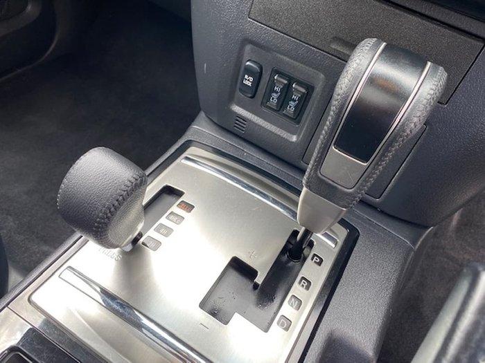 2018 Mitsubishi Pajero Exceed NX MY19 4X4 Dual Range Burgundy