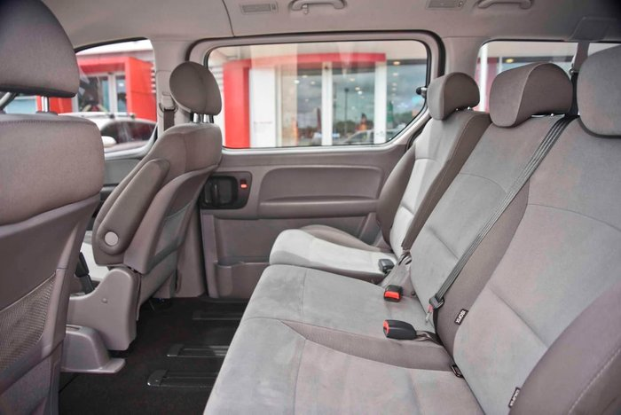 2015 Hyundai iMax TQ3-W Series II MY16 Silver