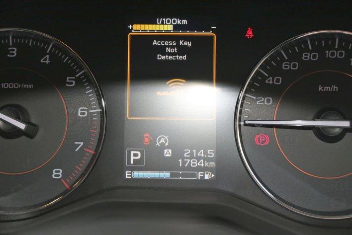 2019 Subaru XV 2.0i Premium G5X MY19 Four Wheel Drive Black
