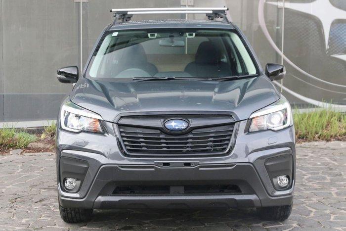 2020 Subaru Forester 2.5i S5 MY20 Four Wheel Drive Grey