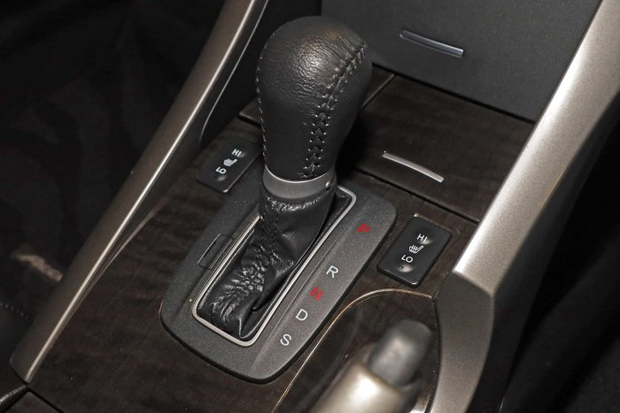 2011 Honda Accord Euro Luxury 8th Gen MY11 Black