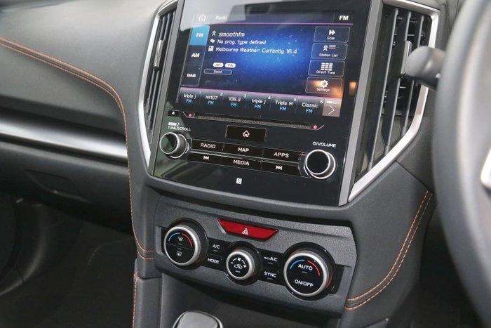 2019 Subaru XV 2.0i Premium G5X MY19 Four Wheel Drive White