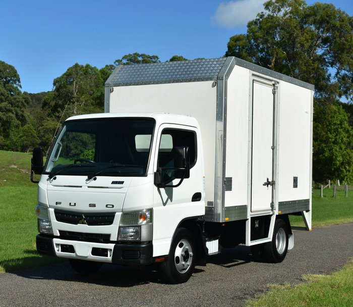 2014 Fuso Canter 515