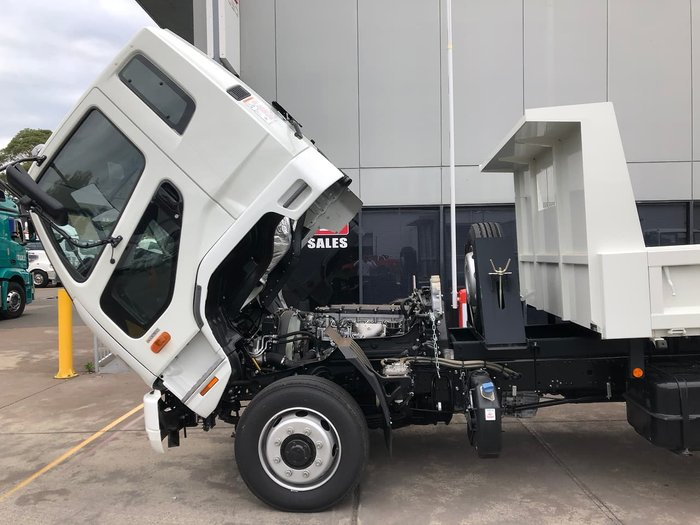 2019 FUSO FIGHTER 1124 TIPPER null null White