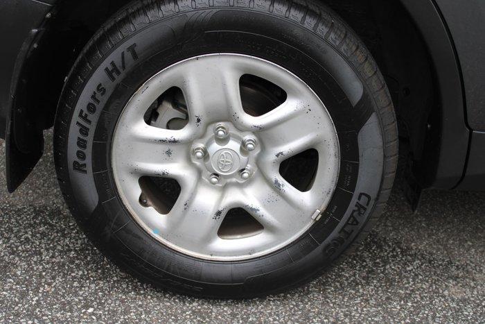 2013 Toyota RAV4 GX ASA44R 4X4 On Demand Grey