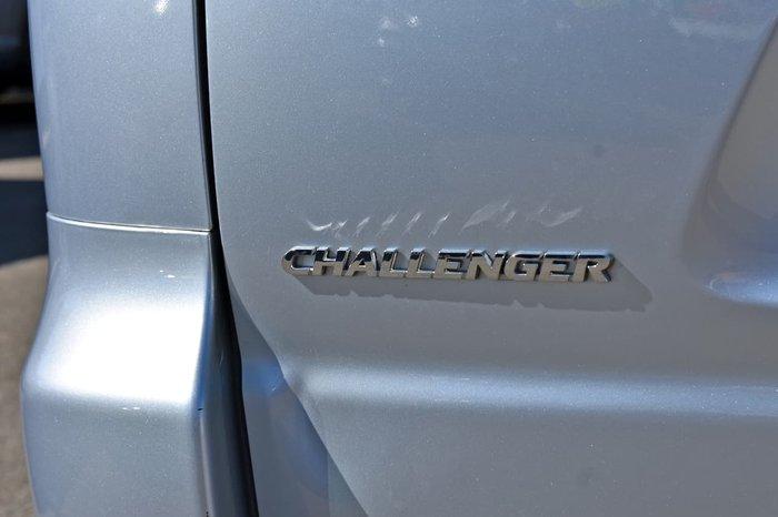 2012 Mitsubishi Challenger PB MY12 Silver