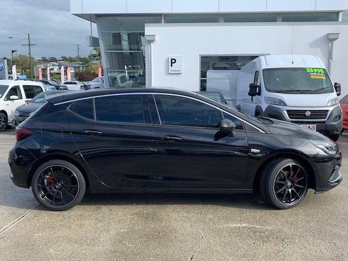 2017 Holden Astra RS-V BK MY17 Black