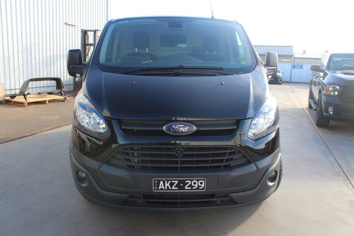 2016 Ford Transit Custom 330L VN Black
