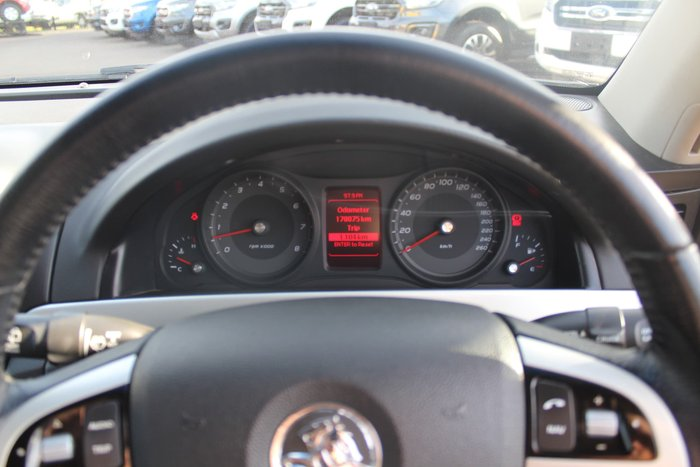 2011 Holden Commodore SS VE Series II Grey