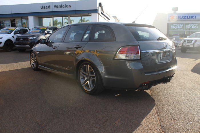 2011 Holden Commodore SS VE Series II Grey