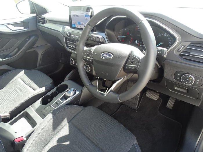 2019 Ford Focus Active SA MY19.75 Grey