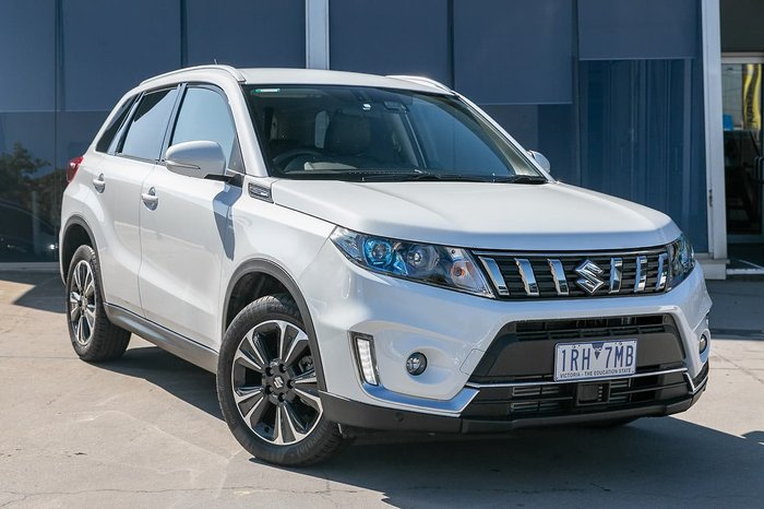 2019 Suzuki Vitara Turbo LY Series II White