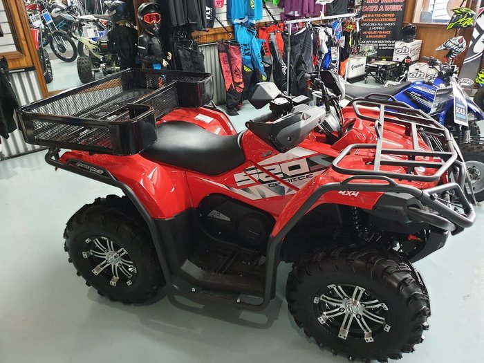 2020 CFMOTO CFORCE 520 EPS null null Red
