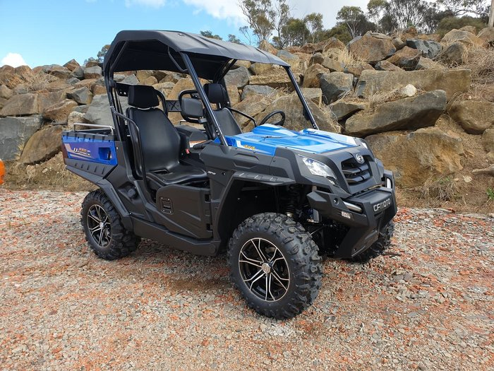 2019 CFMOTO UFORCE 550 EPS null null Blue