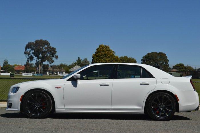 2019 Chrysler 300 SRT LX MY19 BRIGHT WHITE