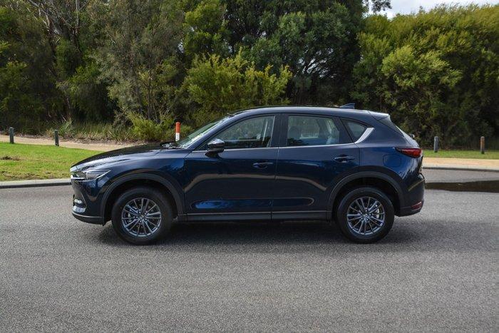 2020 Mazda CX-5 Touring KF Series 4X4 On Demand Blue