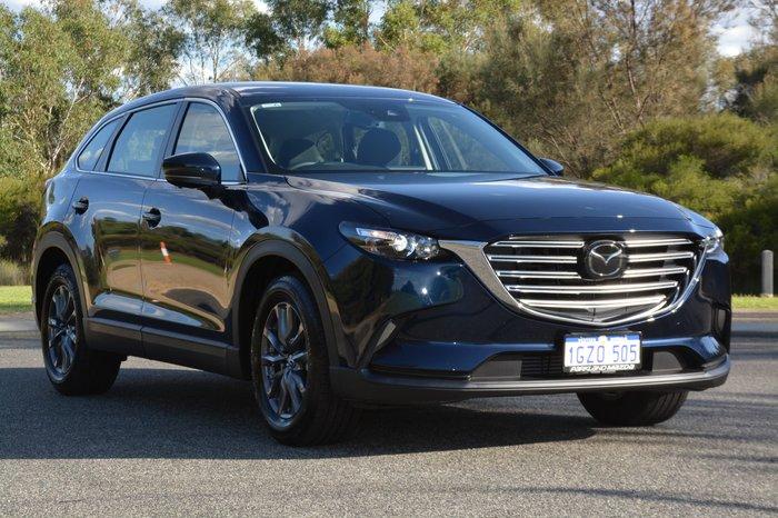 2020 Mazda CX-9 Sport TC 4X4 On Demand Blue