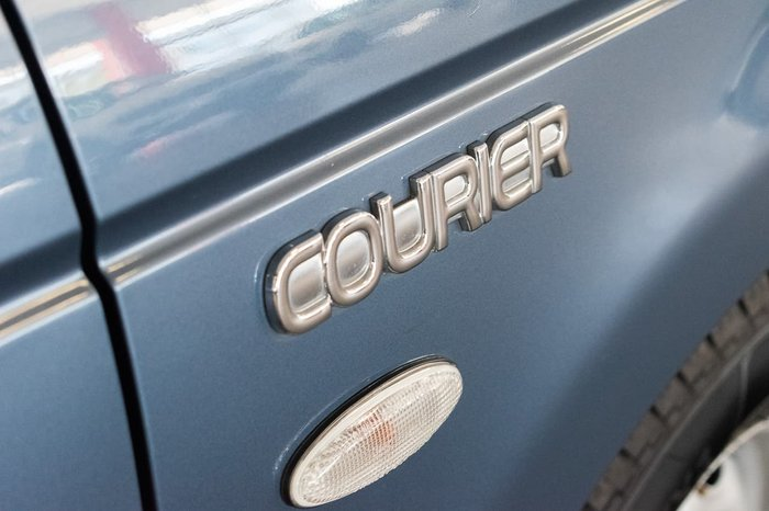 2004 Ford Courier GL PG Blue