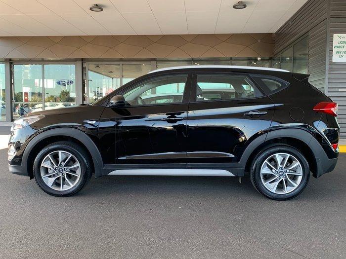 2018 Hyundai Tucson Active X TL MY18 Black