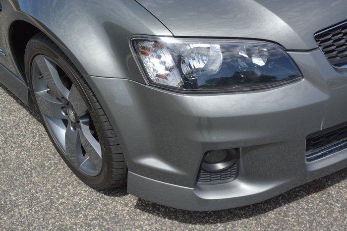 2013 Holden Commodore SV6 Z Series VE Series II MY12.5 Grey