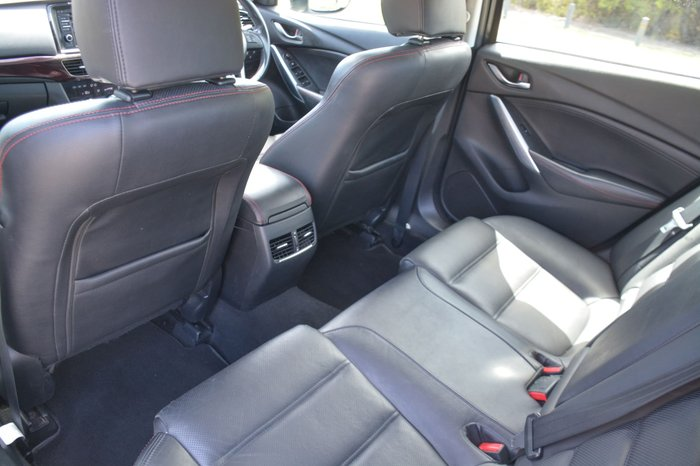 2013 Mazda 6 GT GJ White