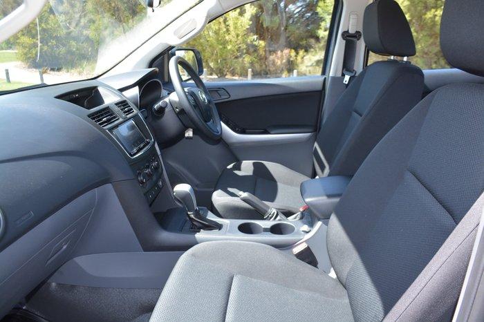 2020 Mazda BT-50 XT UR 4X4 Dual Range Blue