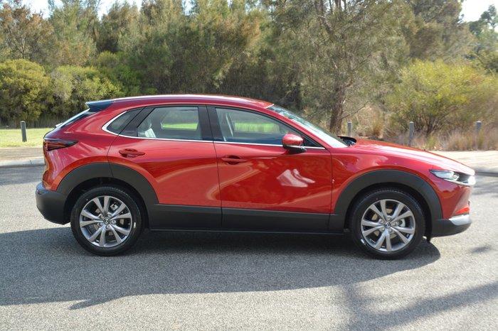 2020 Mazda CX-30 G25 Touring DM Series 4X4 On Demand Red