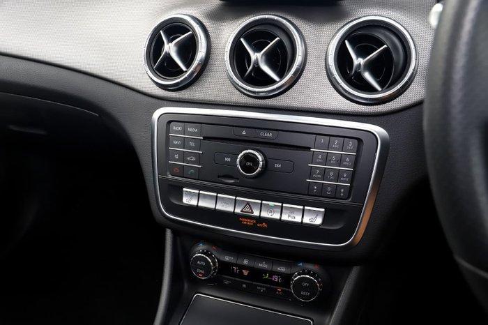 2016 Mercedes-Benz CLA-Class CLA200 C117 White