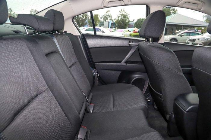 2013 Mazda 3 MZR-CD BL Series 2 MY13 Grey