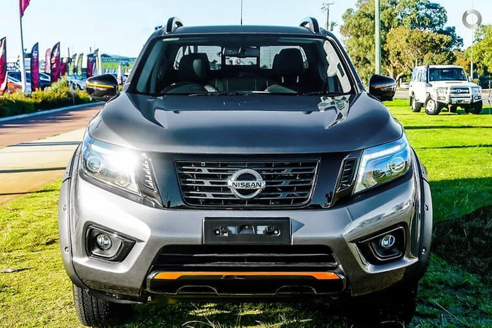 2019 Nissan Navara N-TREK D23 Series 4 4X4 Dual Range Grey