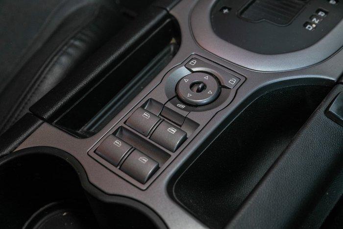 2011 Holden Commodore Equipe VE Series II MY12 Grey