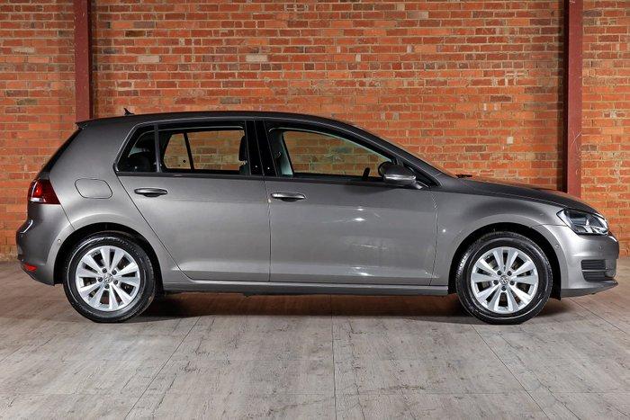 2015 Volkswagen Golf 90TSI Comfortline 7 MY15 Grey