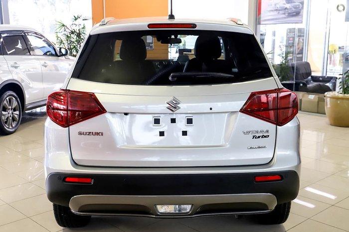 2019 Suzuki Vitara Turbo LY Series II 4X4 On Demand Silver