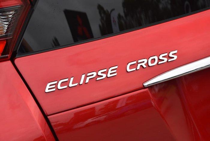 2019 Mitsubishi Eclipse Cross Exceed YA MY20 Red