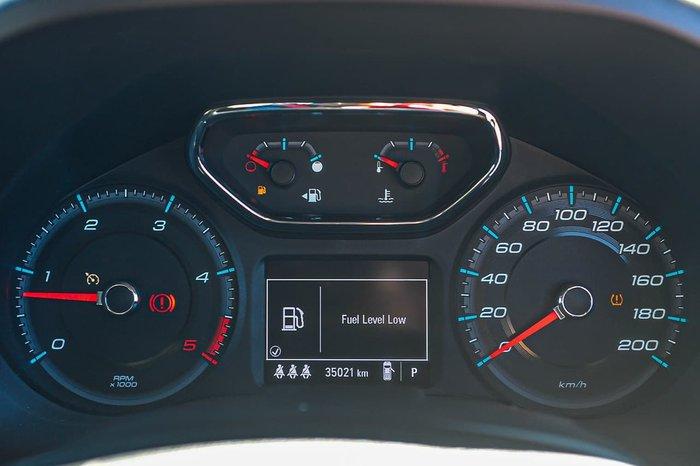 2017 Holden Colorado LTZ RG MY18 4X4 Dual Range White
