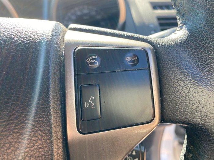 2013 Toyota Landcruiser Prado GXL KDJ150R MY14 4X4 Constant White