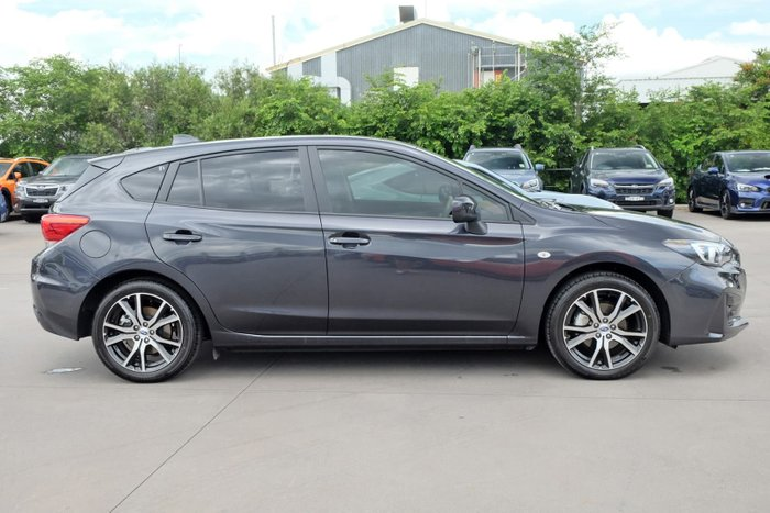 2019 Subaru Impreza 2.0i G5 MY19 Four Wheel Drive Grey