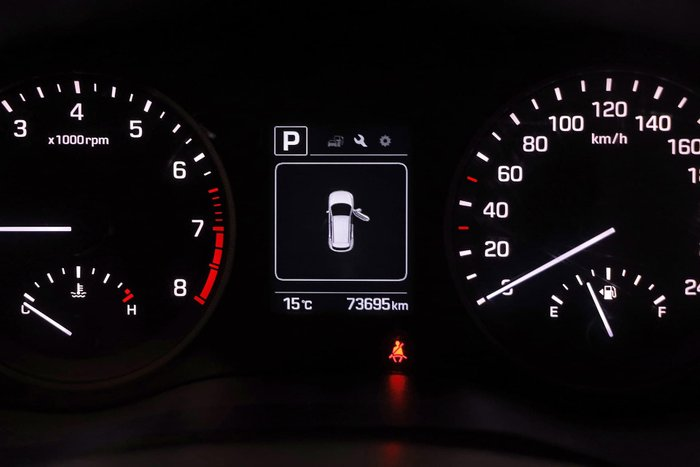 2016 Hyundai Tucson Elite TL White